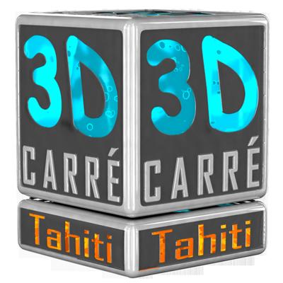 3D Carré